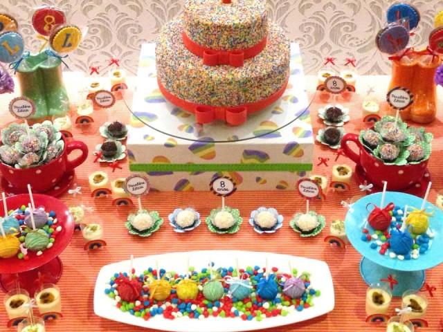 Festa Cores do Arco-íris